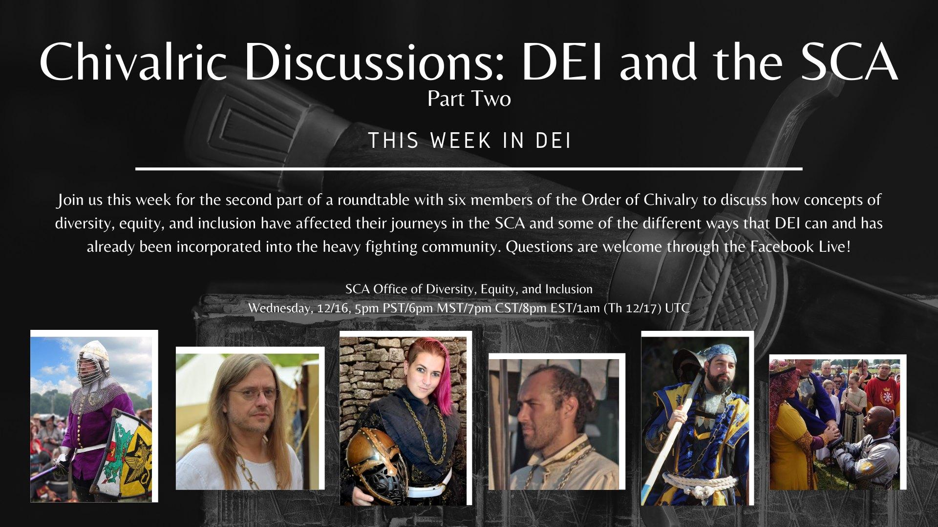 DEI Discussion