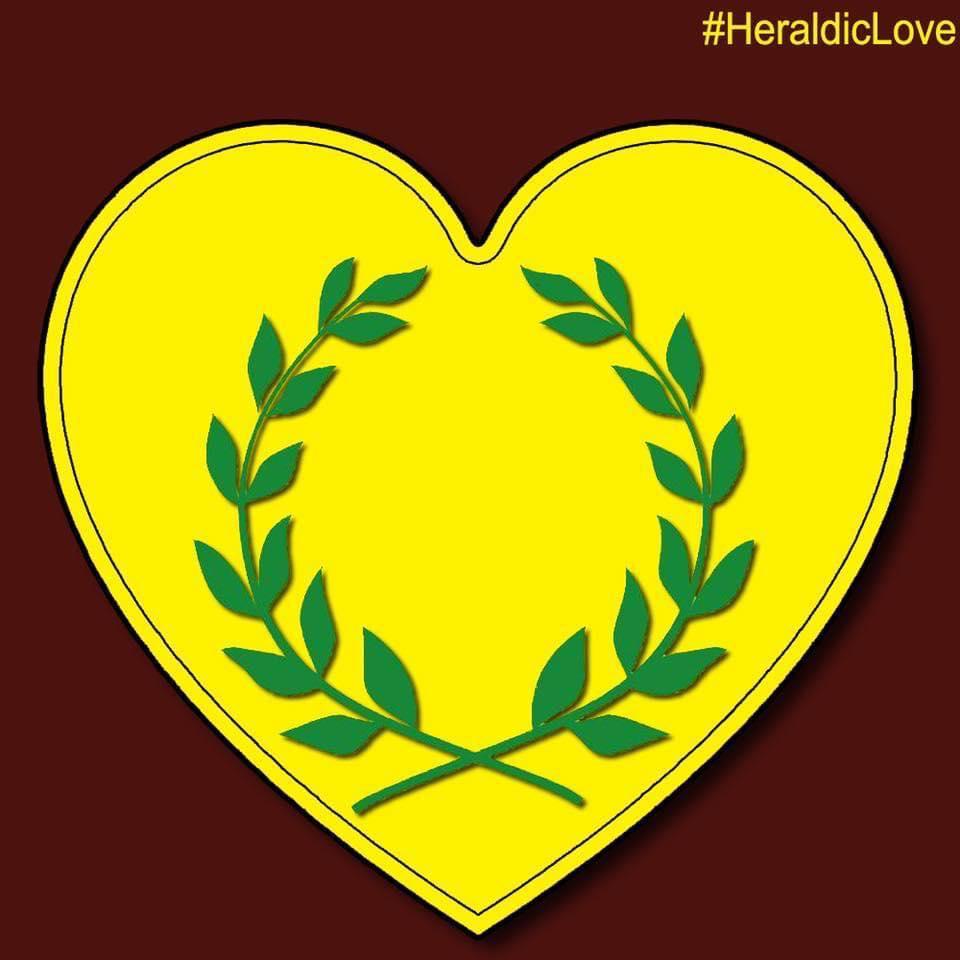 Heraldic Love is Coming!