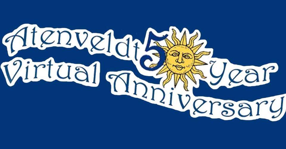Atenveldt 50th Year Virtual Anniversary