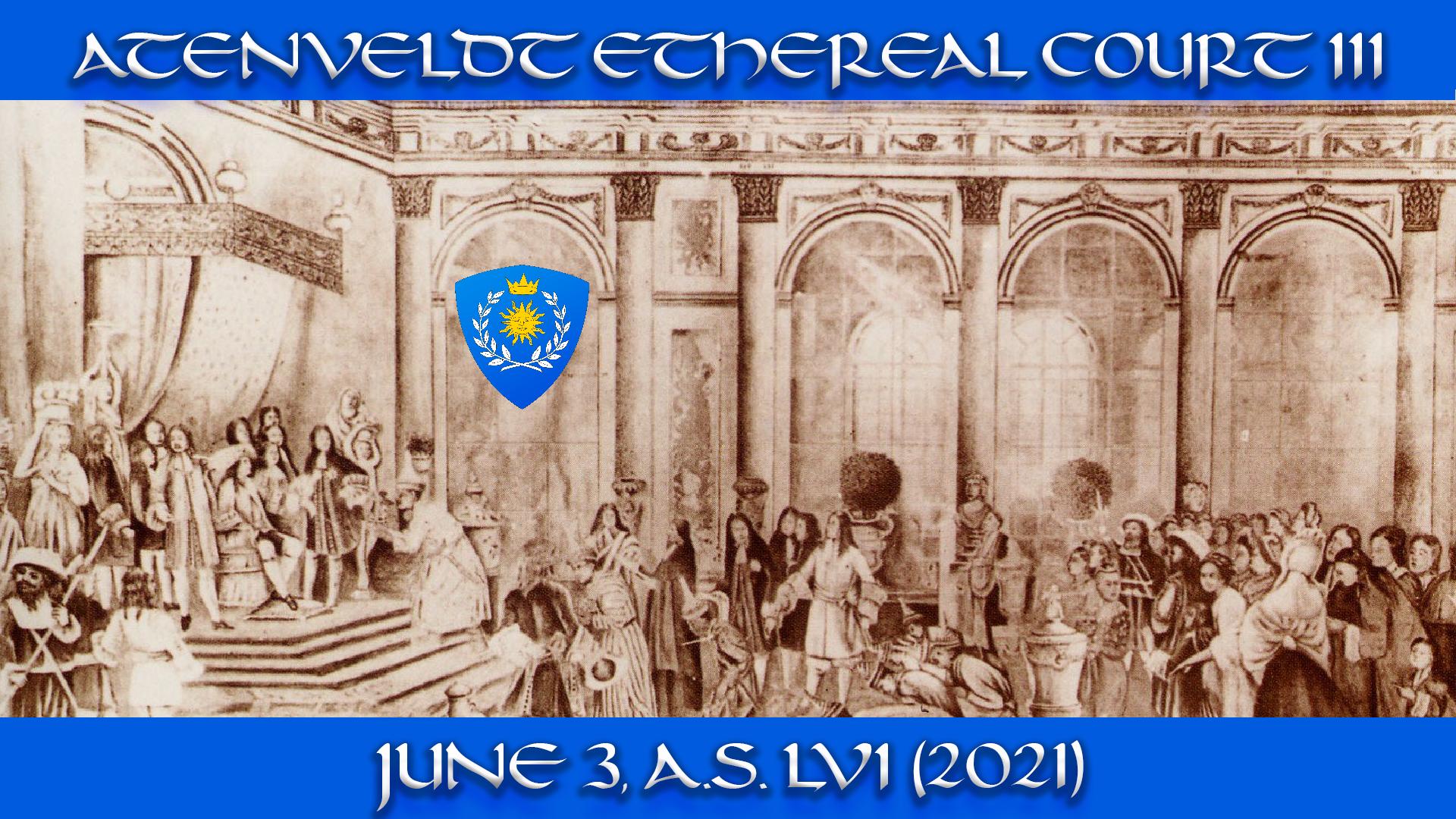 Atenveldt Ethereal Court III Banner