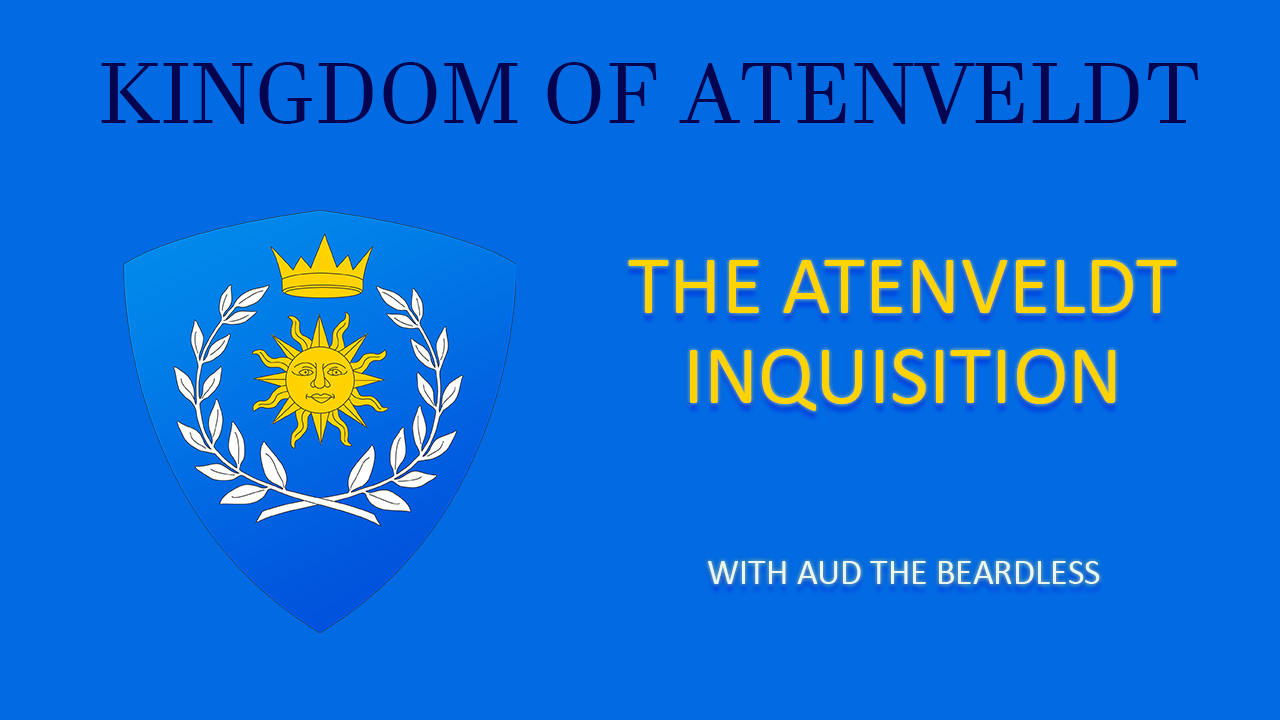 The Aten Inquisition with Aud